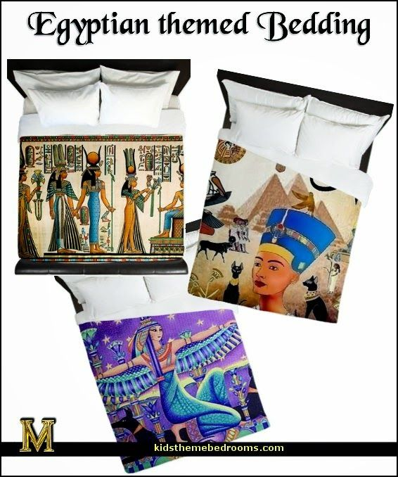 Kids Bedroom Egypt egyptian themed bedding - egypt theme bedding - eyptian theme