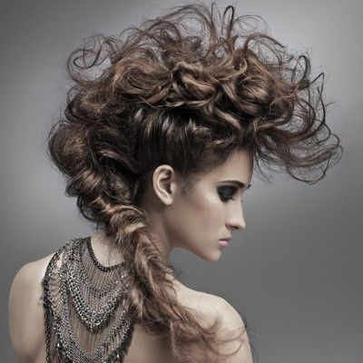 bold and unforgettable hair avant