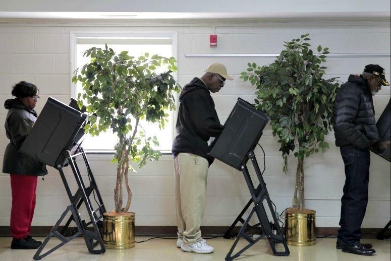 This Fresh Fight for Voting Rights in North Carolina Could Change America At trial this week, racial justice advocates are taking on a regressive voting law that suppresses voters of color.