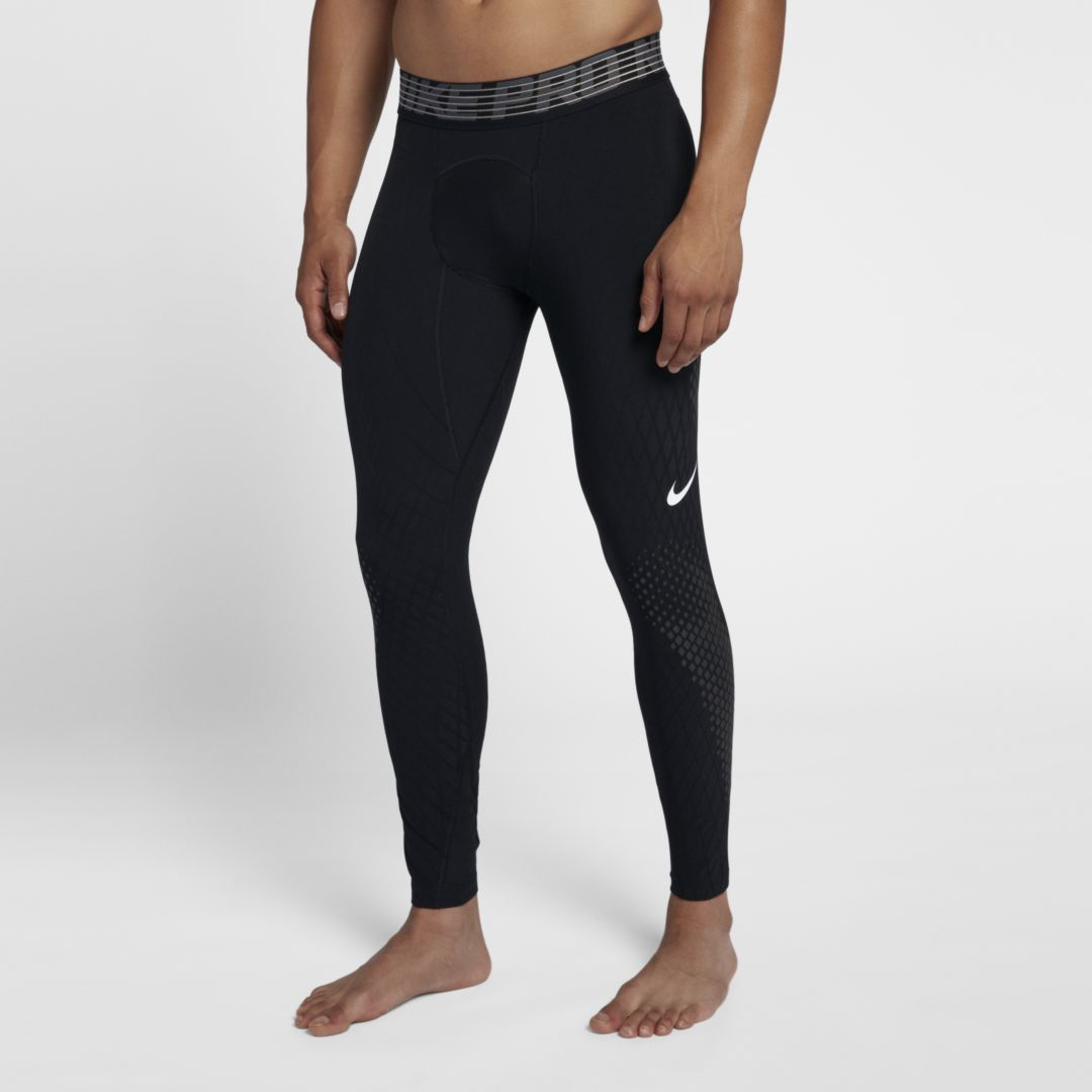 fda9b365db3d3 Pro HyperStrong Men's Baseball Slider Tights | Products | Nike pros ...