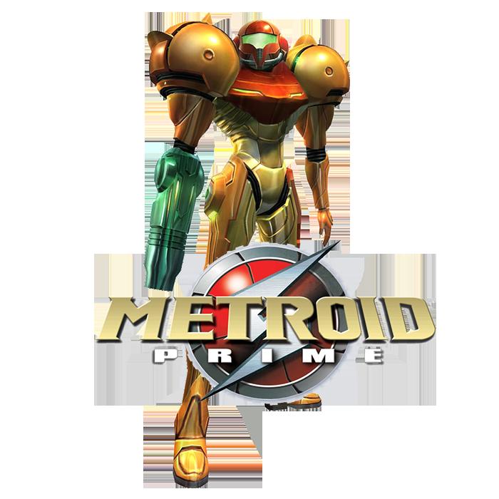 Metroid Prime Game Logo Francsilver Metroid Metroid Prime Pokemon