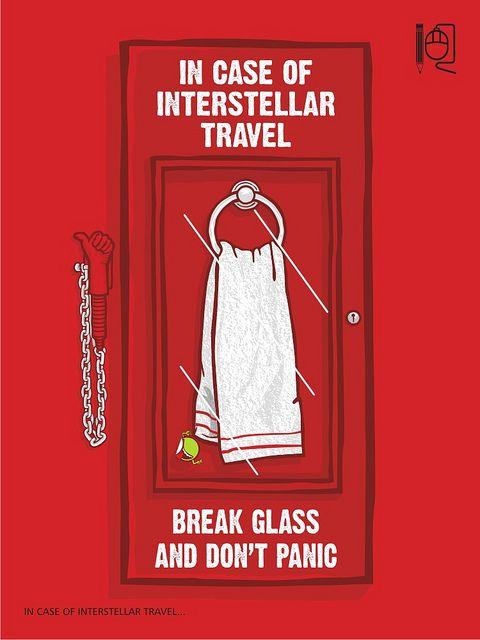 In case of interstellar travel....
