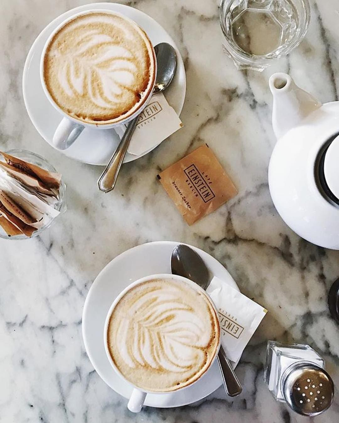 Theres No Better Way To Start A Day Tag Your Cappuccino Buddy Paulina_kolondra Getcoffeebehappy