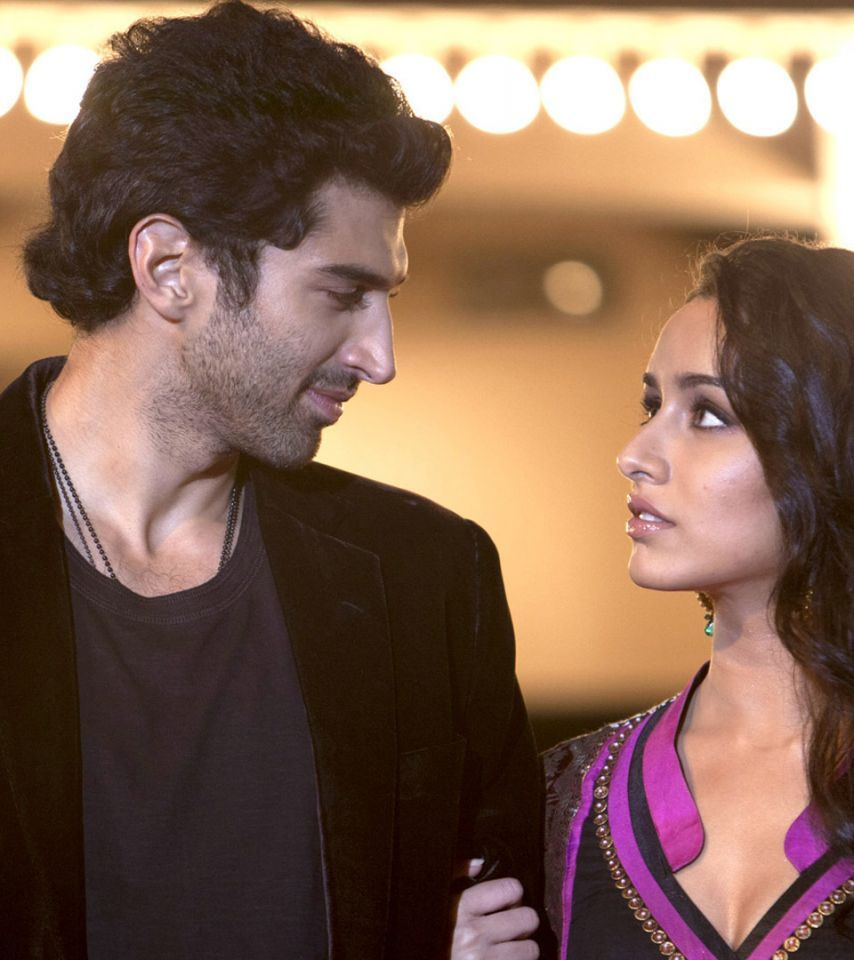 Love Scene From Aashiqui 2   HD Bollywood Movies Wallpapers for Mobile and Desktop