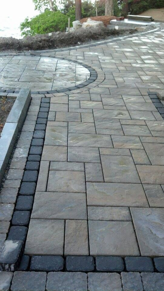 techo bloc blu landscaping pavers pinterest patios