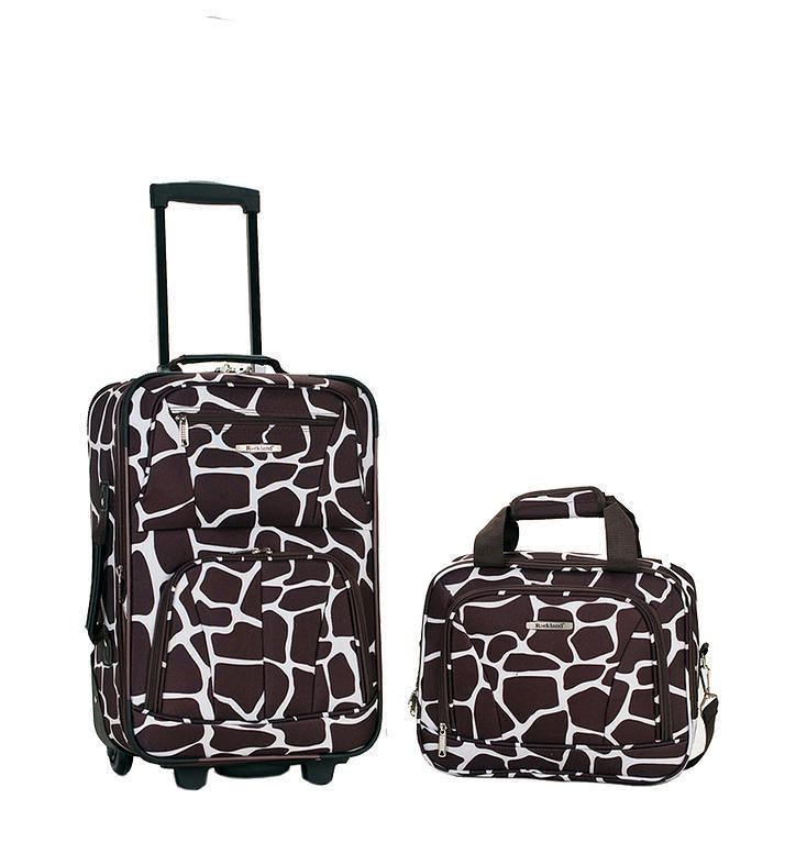 Rockland Rio Carry On 2pc 19