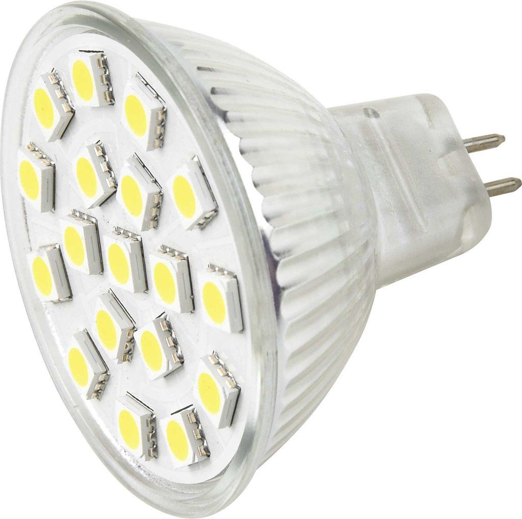 12v 24v 4 5w Wide High Beam Led Light Bulb Mr16 Gu5 3 Bi Pin Spot Lighting Lowvoltage Energysaving Led 12v Light Led Light Bulb Led Lights 12v Led Lights