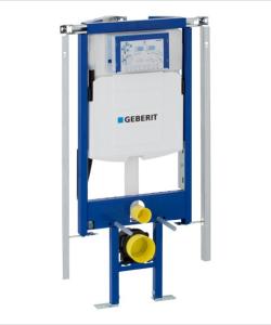 Geberit Duofix Wc Element Voor Hoekmontage Installatie Elementen Voor Hoekoplossingen Zijn Ideaal Voor Het Inbouwen Van De Wc Keramiek Toilet Sanitair Ruimtes