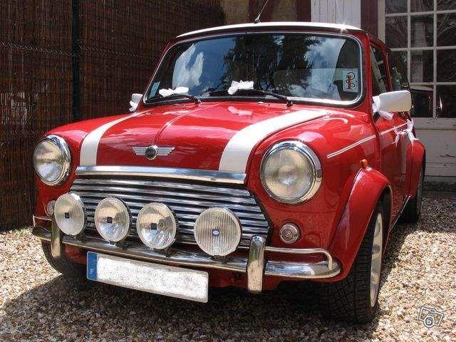Austin mini 1300 cooper s austin pinterest minis for Garage austin mini