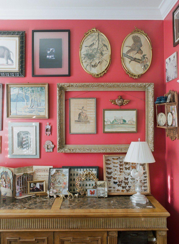 Babyzimmer Gestalten Viele Fotos Ausstellen Fotowand Eyecatching Schöne Deko  Artikel Vintage Shabby Chic, Artikel,