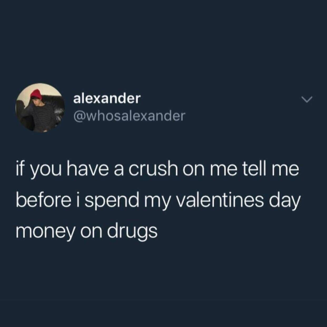 Pin By Reine Sora On Lmao Valentines Day Memes Valentines Day Funny Having A Crush