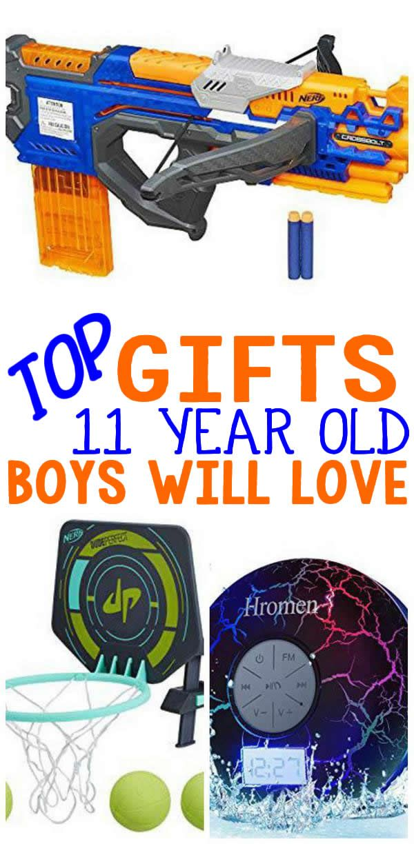 DO NOT Miss The BEST Gifts For 11 Year Old Boys EPIC 11 Year Old