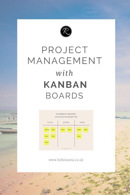 Project Management with Kanban Boards | Productivity Tips