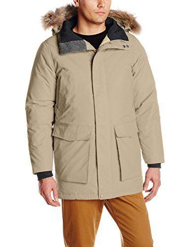 Woolrich Men's Patrol Down Parka Coat