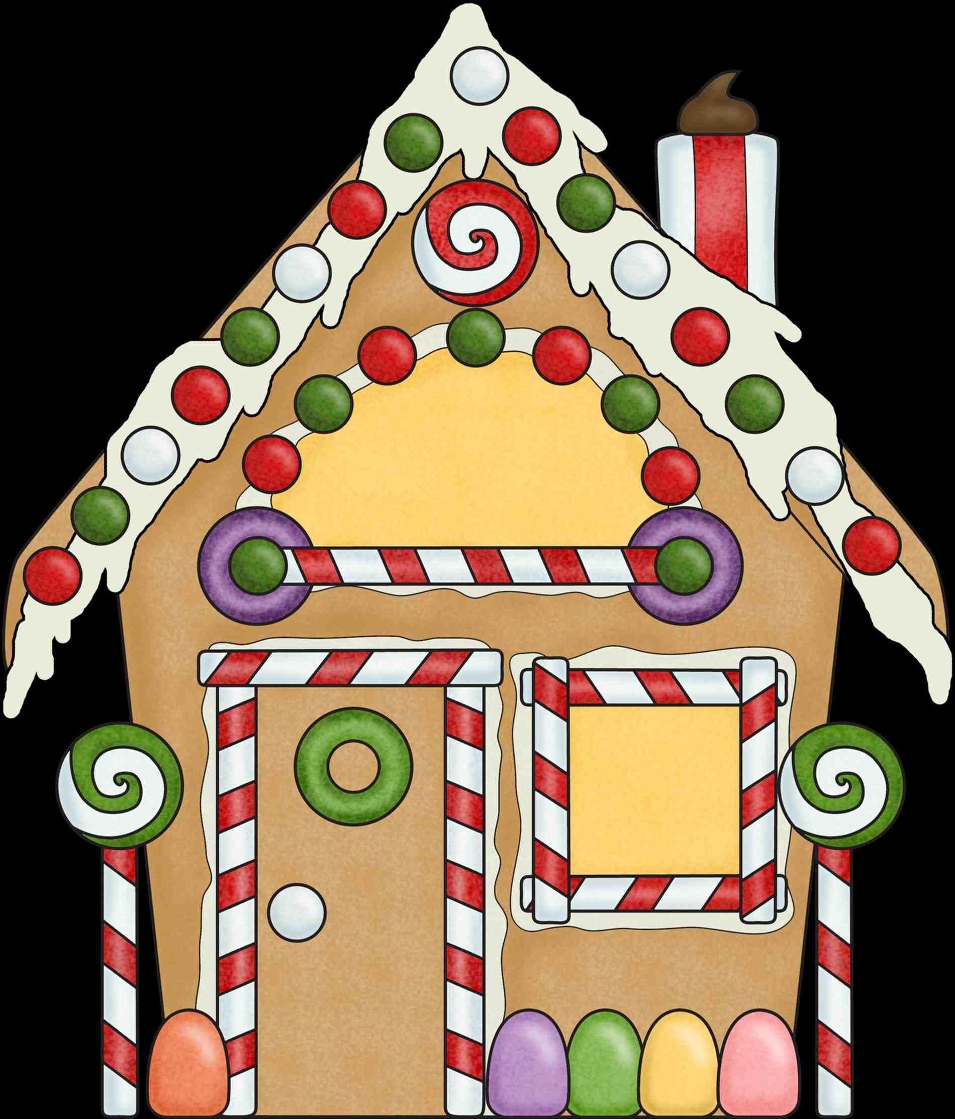 New Post Christmas House Clip Art Interesting Visit Xmastsite