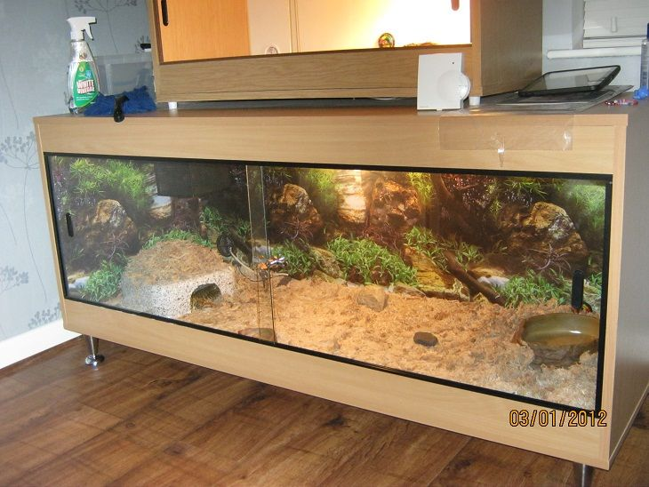 vivarium - slide doors & vivarium - slide doors | Beardies and other awesome reptilian ...