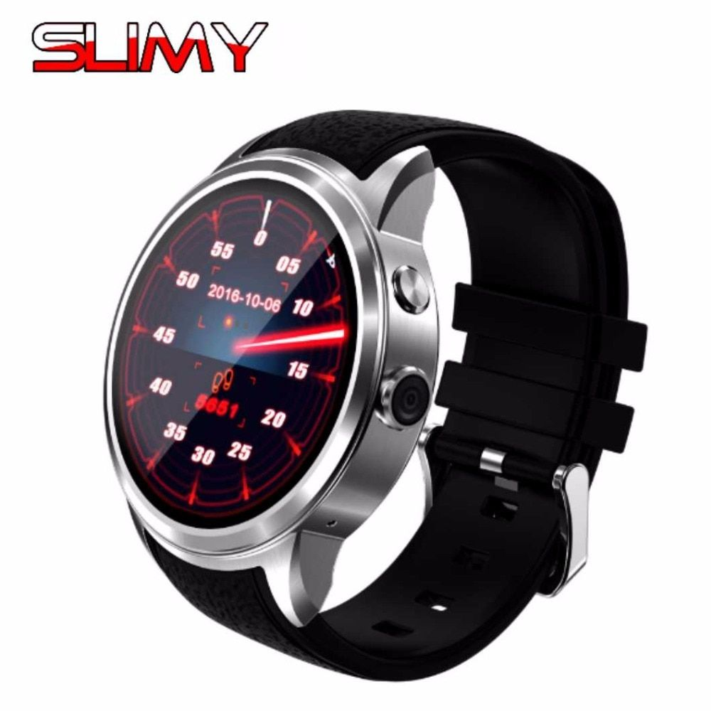 Slimy Best Smart Watch Android 5.1 Smartwatch Phone 3G
