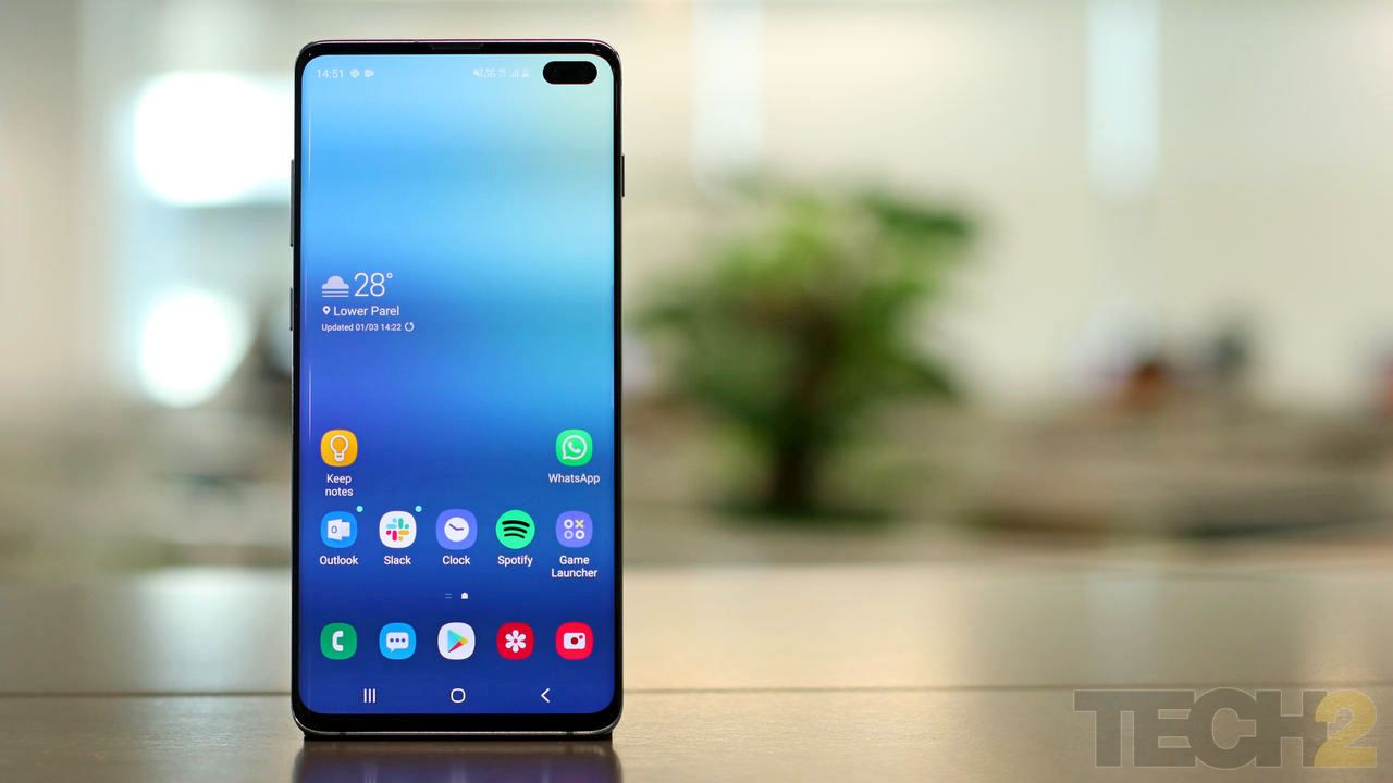 Samsung Galaxy S10 Plus Review A Premium 2019 Flagship With A Few Compromises Tech Reviews Firstpost Https Www Firstpost Com Samsung Samsung Galaxy Galaxy