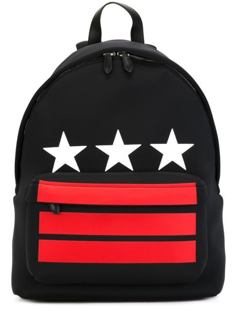 9c5f4d58220 GIVENCHY Stars And Stripes Printed Backpack. #givenchy #bags #lining  #backpacks #