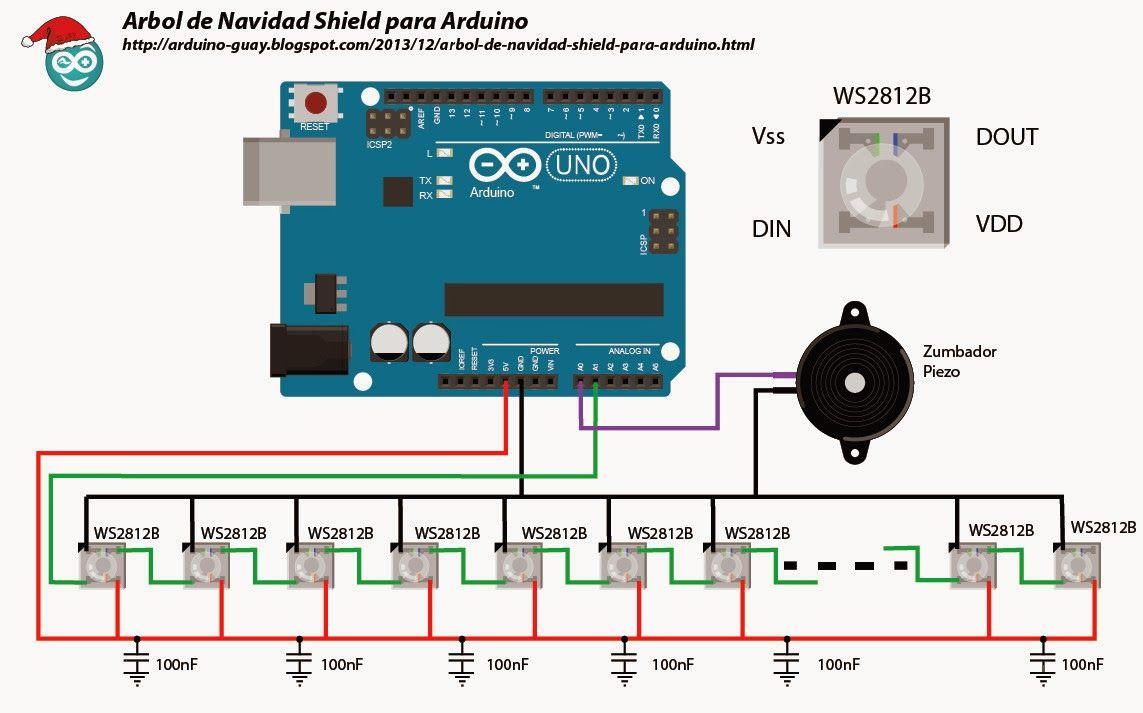 434e059a6534286920e7e5a3c00f1706 led rgb stripes raspberry & arduino pinterest arduino and tech ws2812 wiring diagram at metegol.co