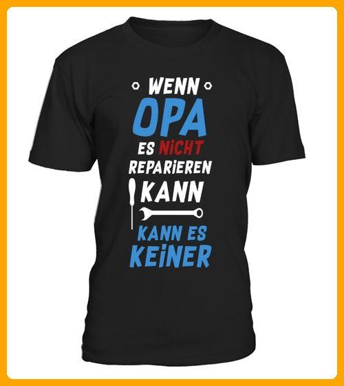 WENN OPA ES NICHT REPARIEREN KANN - Shirts für großeltern (*Partner-Link)