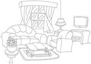 Parts Of House Coloring Pages Bing Images Free Printable
