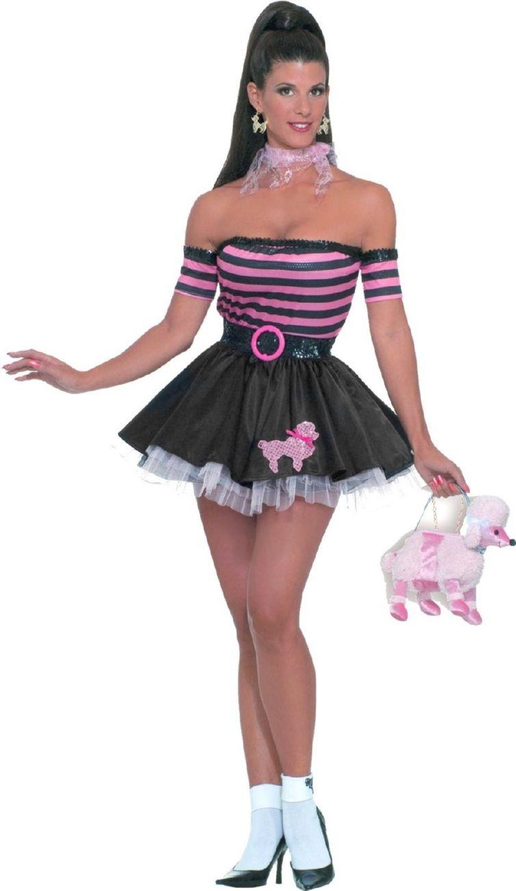Mini Poodle Skirts