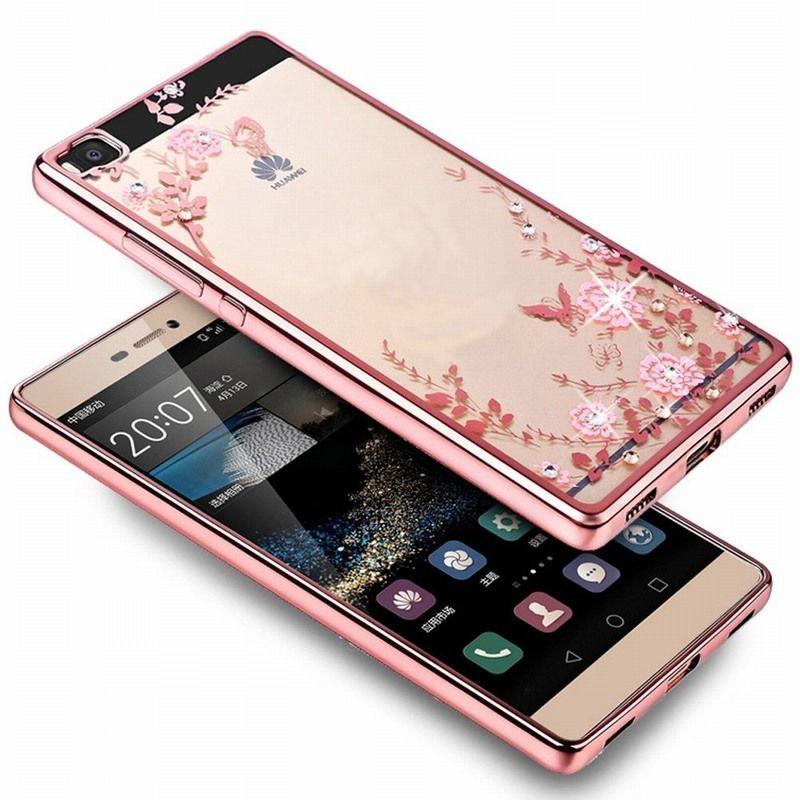 Aliexpress.com : Buy For Huawei P8 Lite Case Premium Butterfly ...