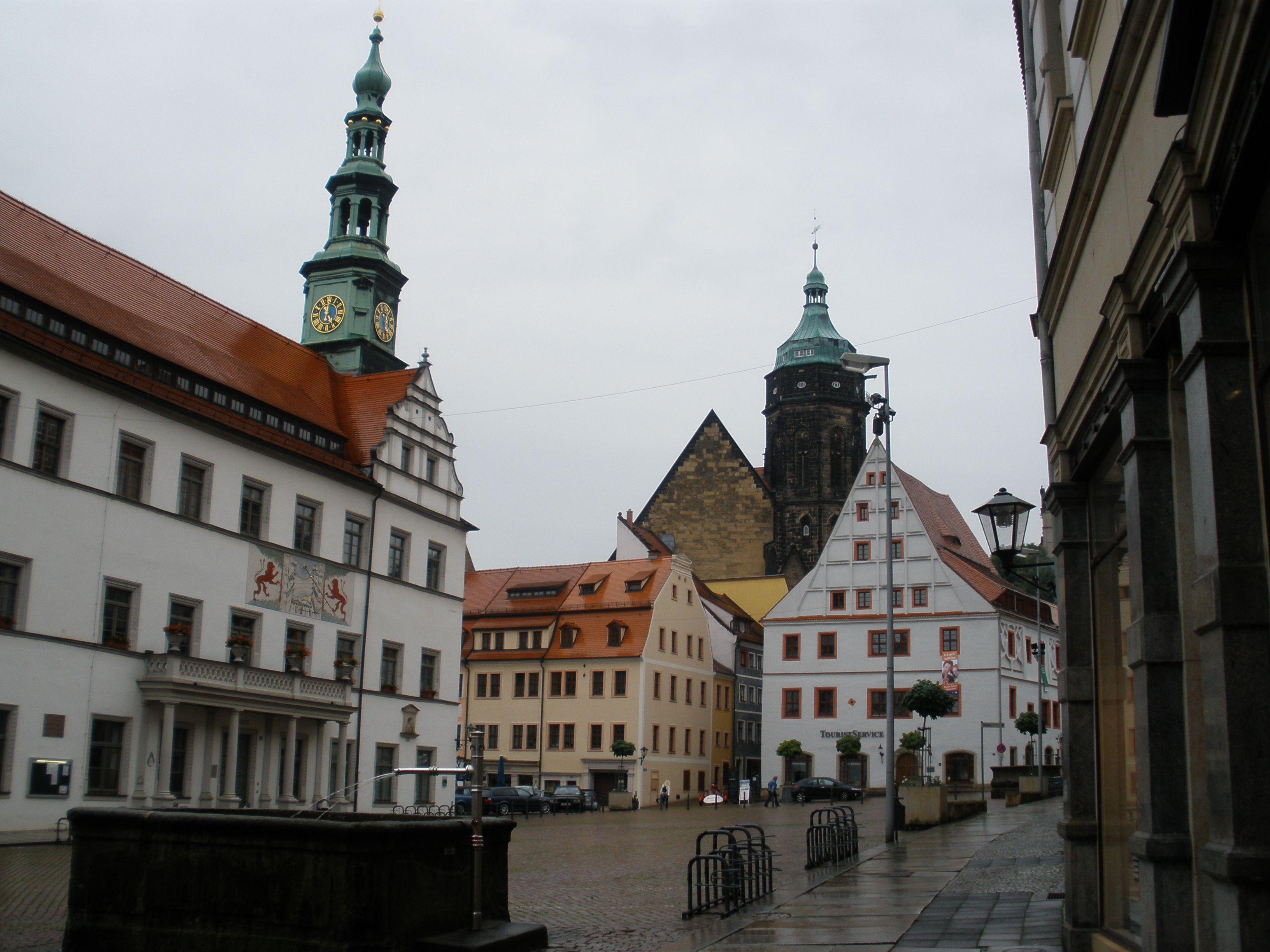 Seen Um Dresden