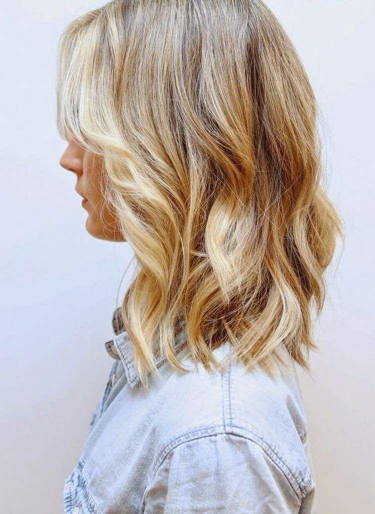 Frisuren Halblang 2015 Fur Damen 30 Der Trendigsten Stylings Coole Frisuren Schulterlange Haarschnitte Haarschnitt