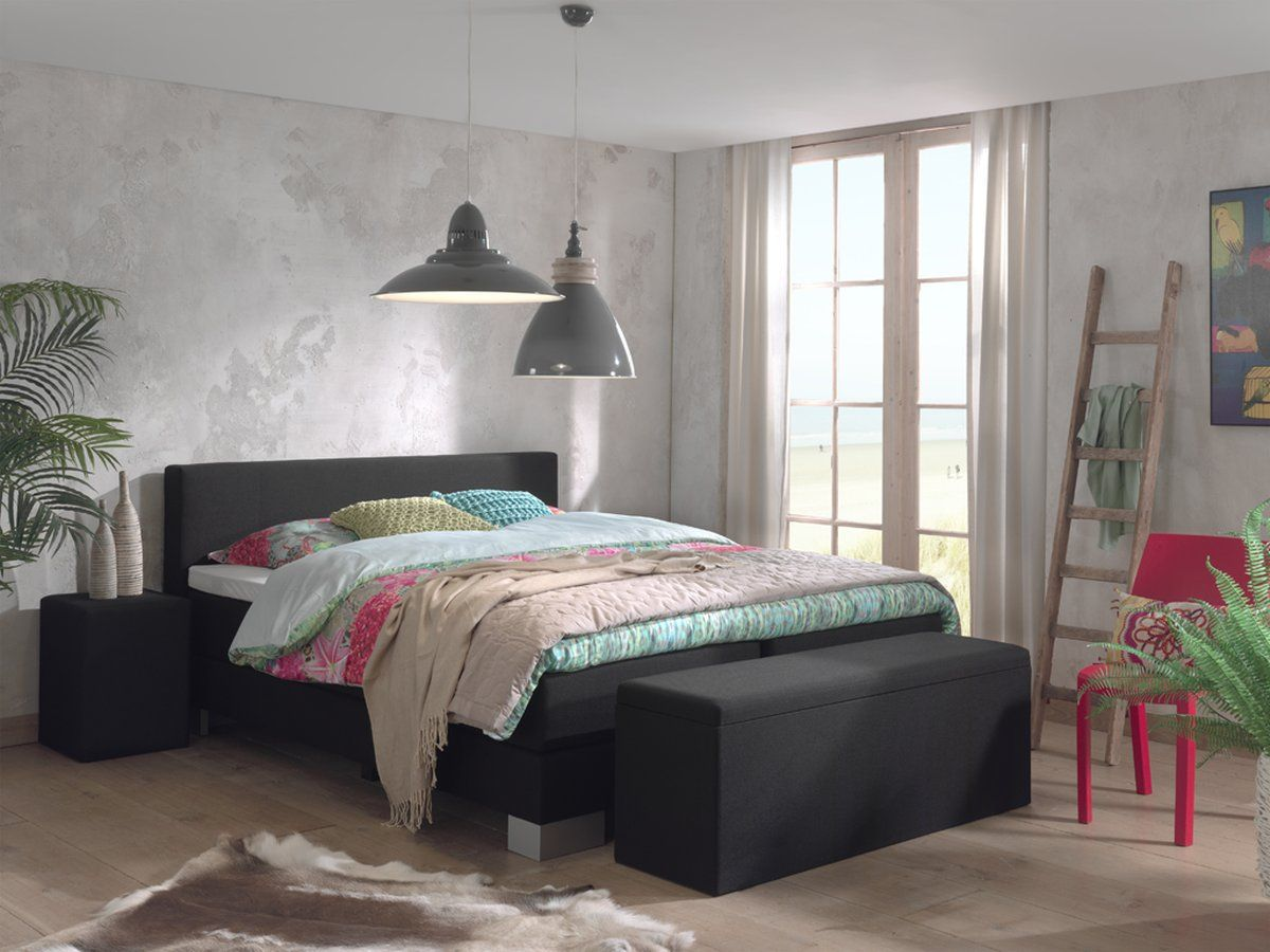 Boxspring Aristide | Artistide Boxsprings | Luxebedden.nl #bedroom ...