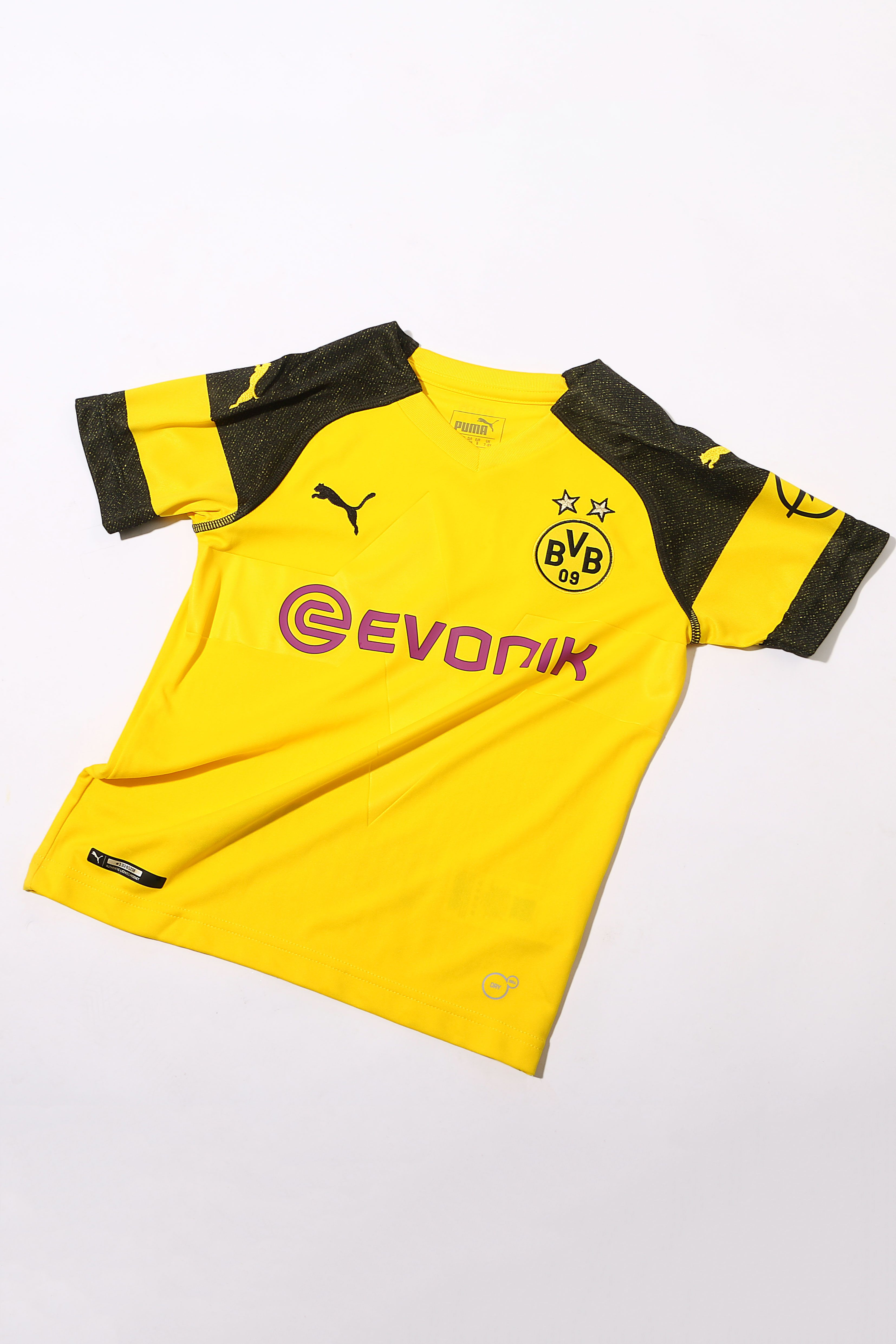 f8b000cfc Camiseta Puma Borussia Dortmund niño.  puma  borussia  futbolmaniakids