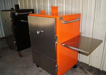 Insulated BBQ Smokers | Lone Star Grillz | BBQ | Outdoor bbq