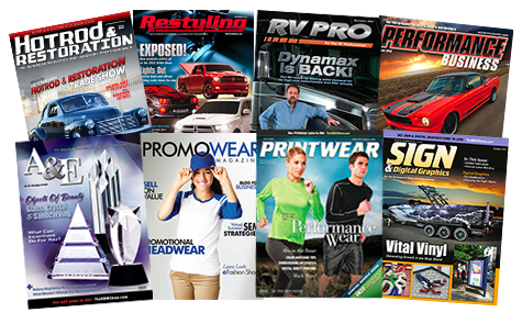 Check out National Business Media's industry publications for all the latest industry news and happenings!