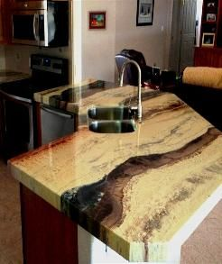 Countertops info - DIY Countertop, bar top, and flooring ...