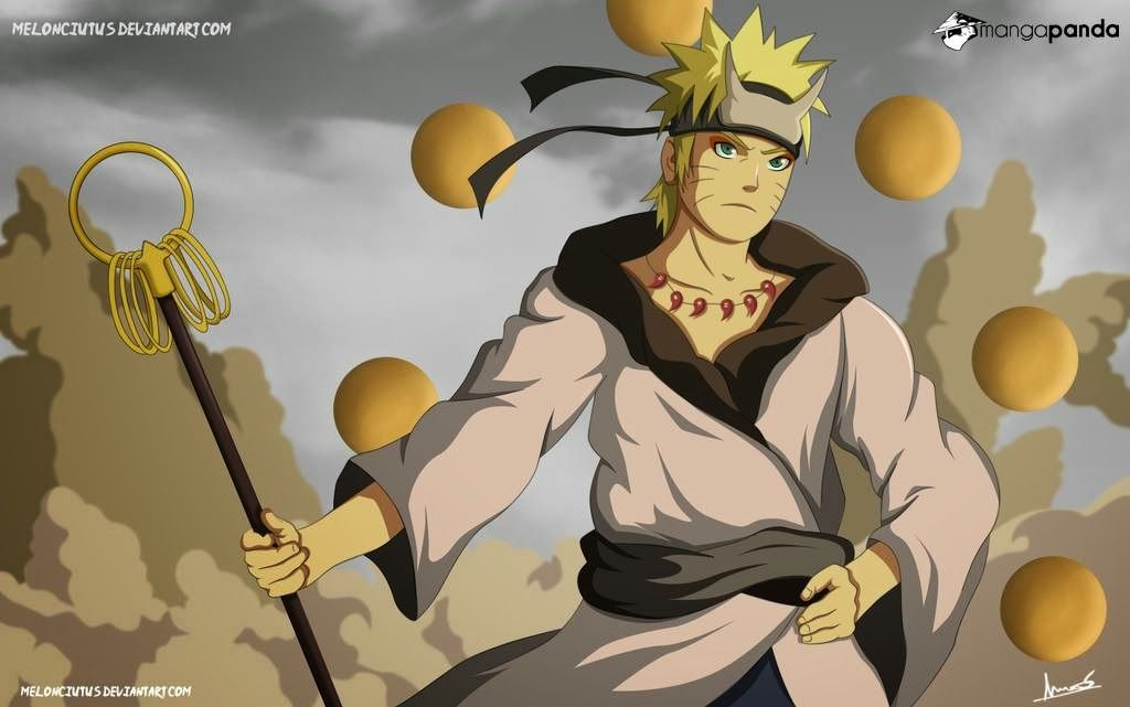 Naruto Of The Six Paths One Of The Three Legendary Sannin The Frog Sage Jinchuriki To The Nine Tails Fox Demon Child O Naruto Shippuden Naruto Naruto Anime