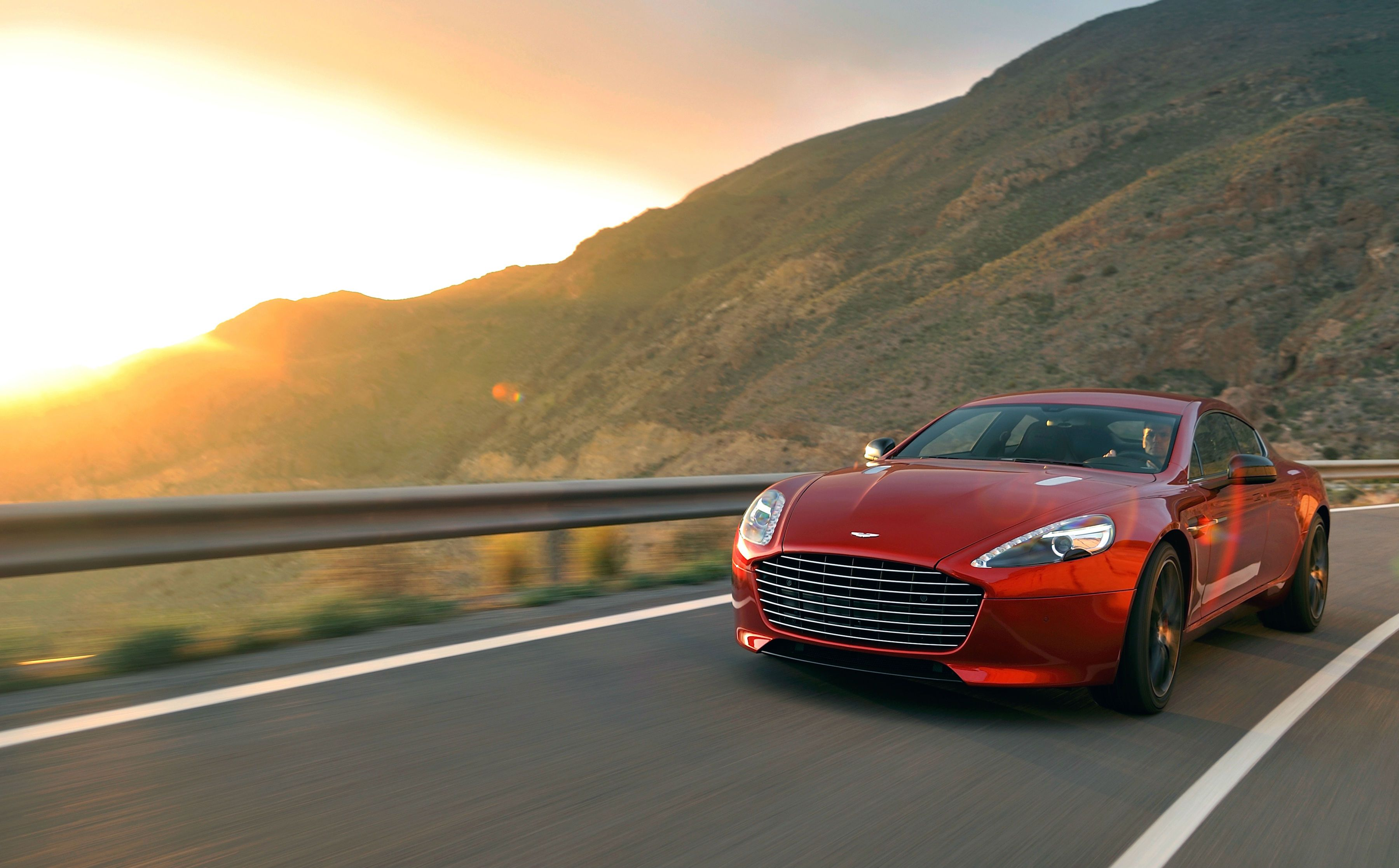 Aston Martin Rapide S The Worlds Most Beautiful  Door Sports Car Discover