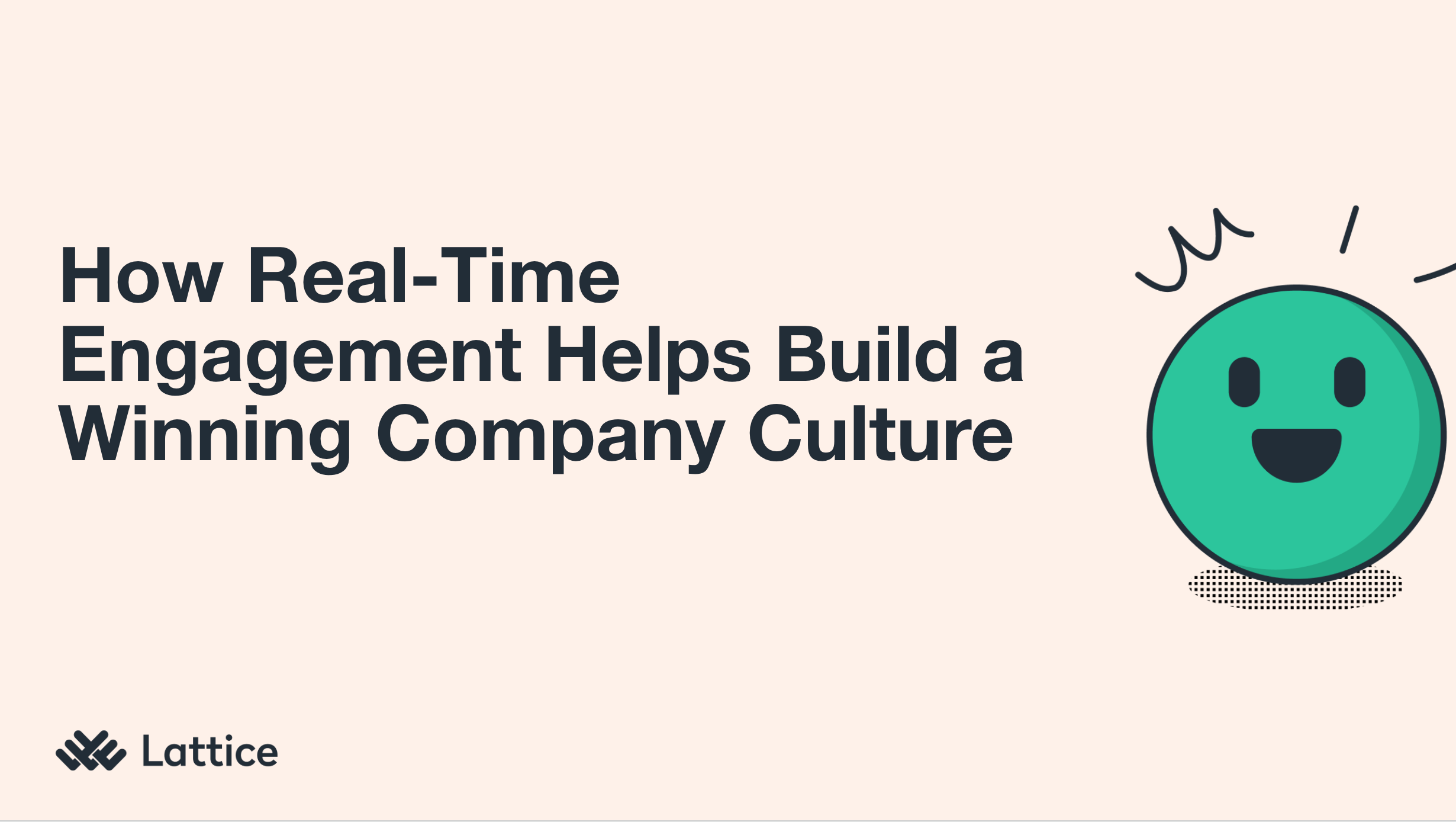 How To Use Real Time Engagement To Build A Winning Culture Engagement Help Employee Engagement Engagement