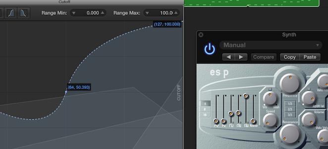 how to morph sounds with logic pro x s smart controls askaudio rh pinterest com studiologic sledge manual Logic Pro X