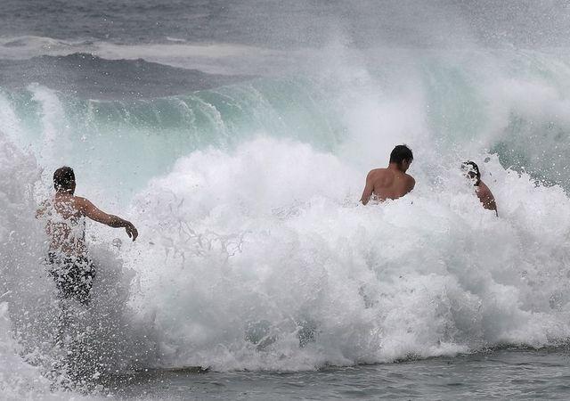 La intensidad del tsunami en la costa Este de EEUU no fue revelada.