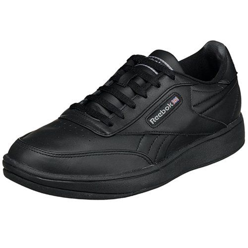 black reebok men's sneakers