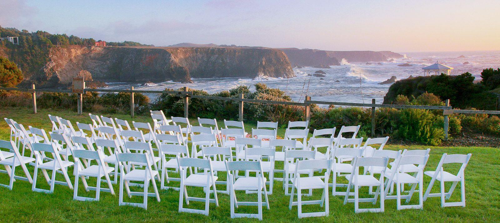 Northern California Wedding Venues Heritage House Resort Little River Ca