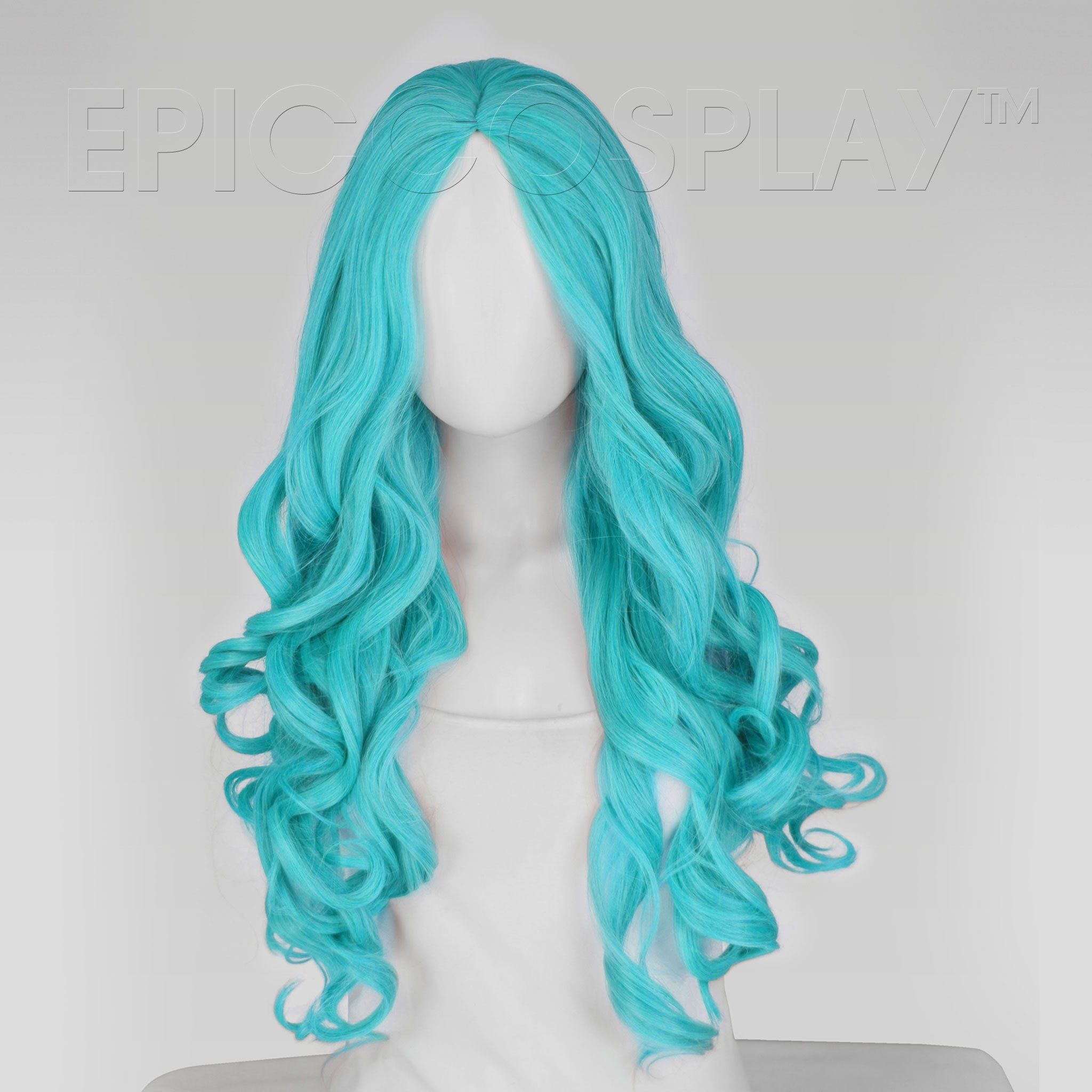 Photo of Daphne – Anime Blue Mix Wig