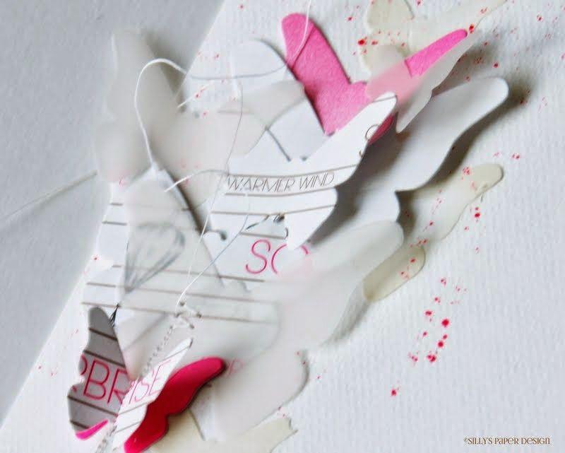 sommerbrise ..., Zuerst gebloggt auf Sillys Paperdesign
