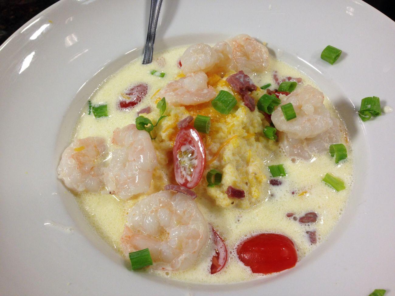 Flying Fish S Shrimp And Grits Prepare Shrimp Shrimp N Grits Food