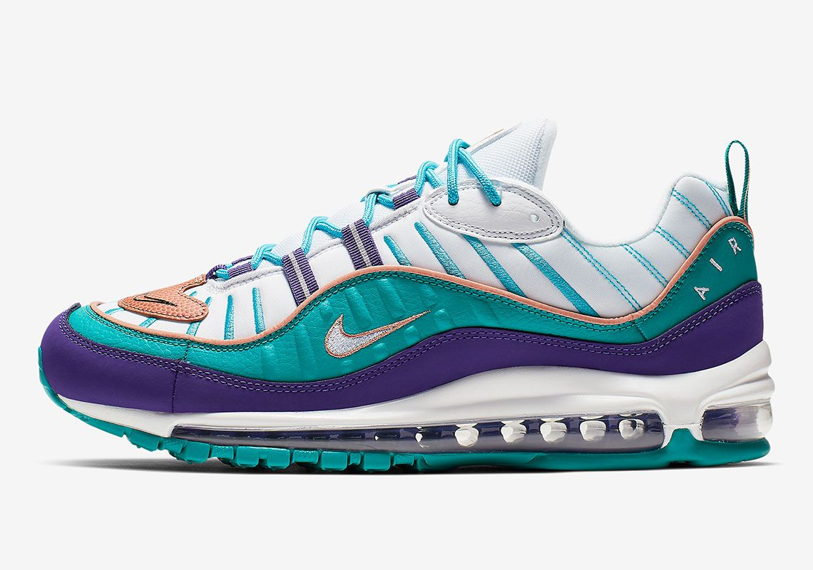 Nike Air Max 98 Mardi Gras Is Coming Soon in 2019 | Nike air
