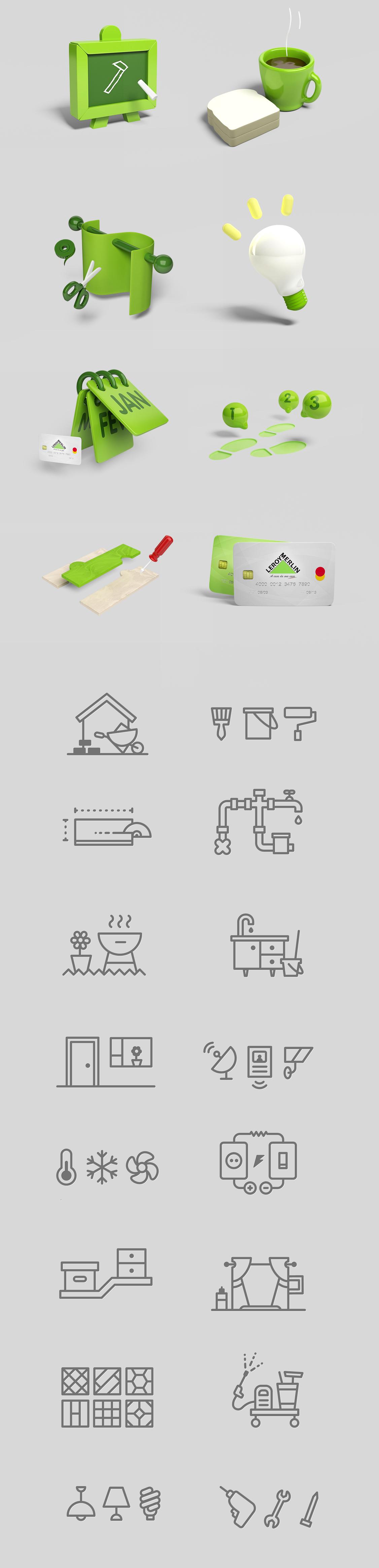 Leroy Merlin Diegojose Design Grafico Desenhos Simples Desenhos