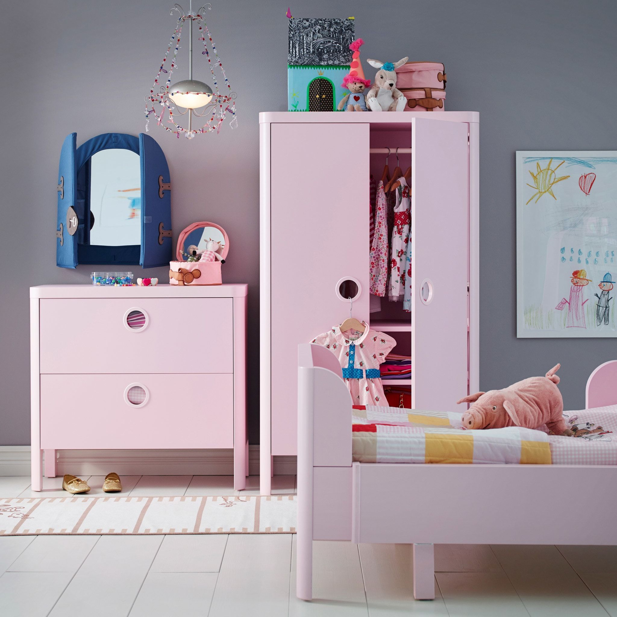 Attractive Beds For Kids Ikea Childrens Furniture Childrens Ideas