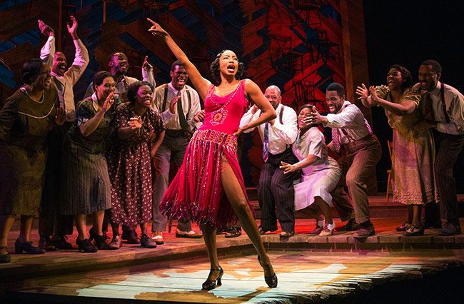 """This year marks 15 years since Heather Headley wowed audiences in Aida. It also marks the first time that she returns to doing the eight-shows-a-week routine – in May, she replaced Jennifer Hudson in John Doyle's critically acclaimed restaging of The Color Purple. """"Yes. Yes. Full stop, period, exclamation point, yes,"""" Headley responded when asked …"""