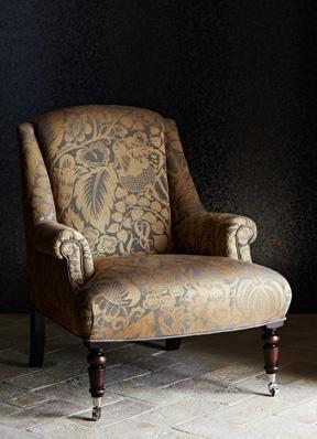 Products | Fabrics | Tespi Fabrics | Zoffany. Available at James Brindley, www.jamesbrindley.com.